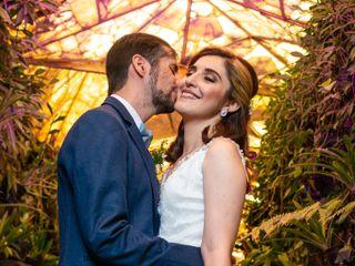 La boda de Isa y Toñeco