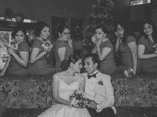 La boda de Denisse y Josué