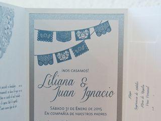 La boda de LIli y Juan 2