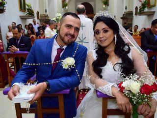 La boda de Sinthia y Gilberto