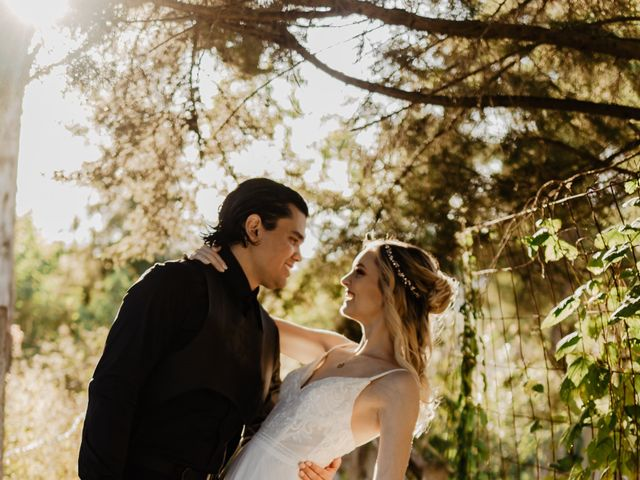La boda de Dani y Macy en Morelia, Michoacán 12