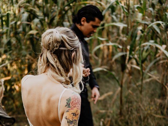 La boda de Dani y Macy en Morelia, Michoacán 13