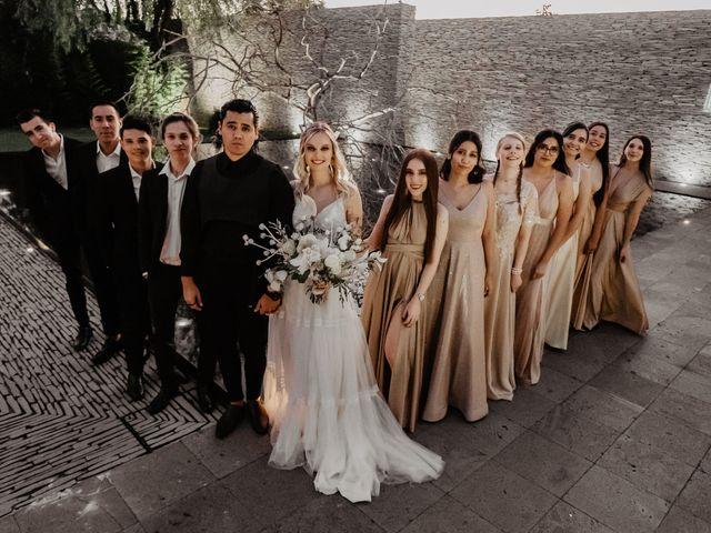 La boda de Dani y Macy en Morelia, Michoacán 31