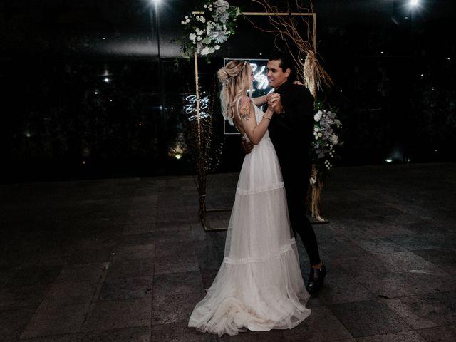 La boda de Dani y Macy en Morelia, Michoacán 42