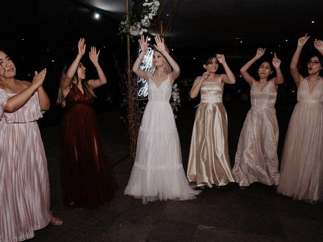 La boda de Dani y Macy en Morelia, Michoacán 43