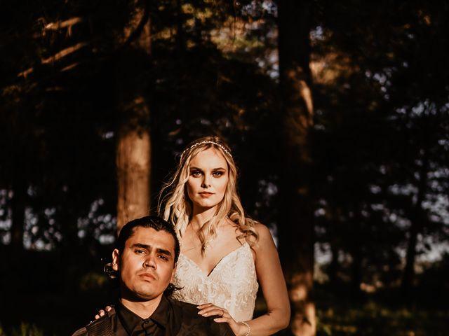 La boda de Dani y Macy en Morelia, Michoacán 45