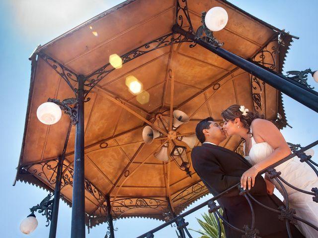 La boda de Majo y Alex