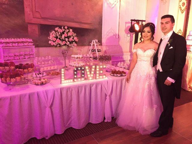 La boda de Deborah y Gerardo
