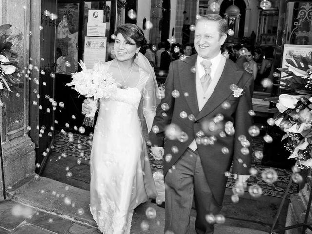 La boda de LIli y Juan