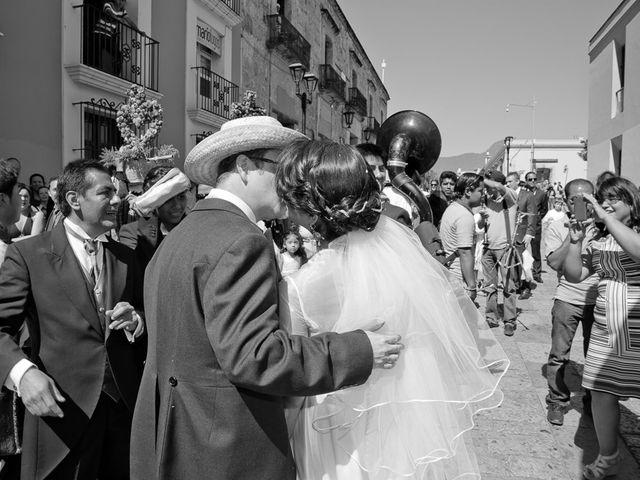 La boda de Juan y LIli en Oaxaca, Oaxaca 16