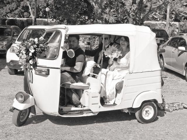 La boda de Juan y LIli en Oaxaca, Oaxaca 17