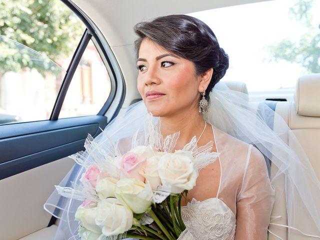 La boda de Juan y LIli en Oaxaca, Oaxaca 9