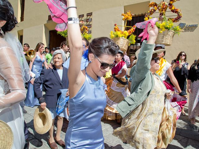 La boda de Juan y LIli en Oaxaca, Oaxaca 15