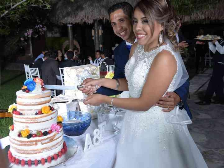 La boda de Fanny y Alejandro