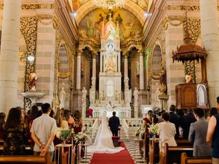 La boda de Karina y Ivan 1
