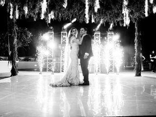 La boda de Karina y Ivan