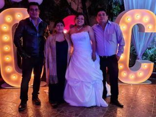 La boda de Gaby y Cris 2