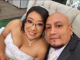 La boda de Gaby y Cris