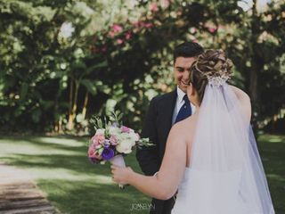 La boda de Paula  y Juan Carlos  1