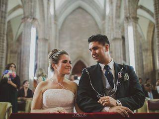 La boda de Paula  y Juan Carlos