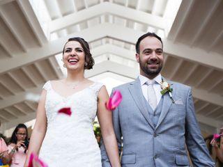 La boda de Gillian y Anthony