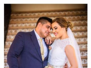 La boda de Norma  y Raul  2