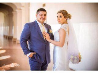 La boda de Norma  y Raul  3