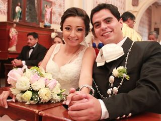 La boda de Dulce y Manuel