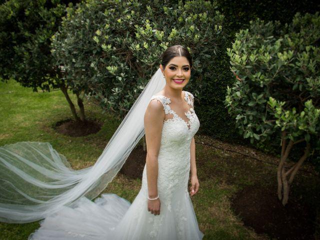 La boda de Eloi y Daniela en Zapopan, Jalisco 2