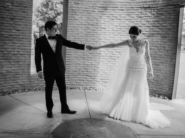 La boda de Eloi y Daniela en Zapopan, Jalisco 10