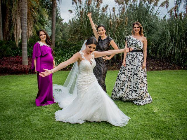 La boda de Eloi y Daniela en Zapopan, Jalisco 12
