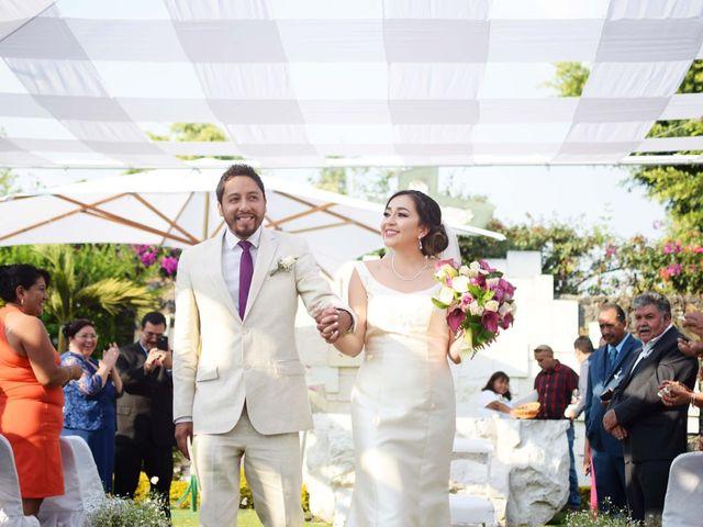 La boda de Carolina  y Mario