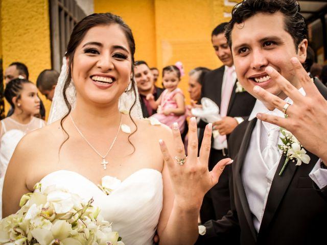 La boda de Eli y Antony