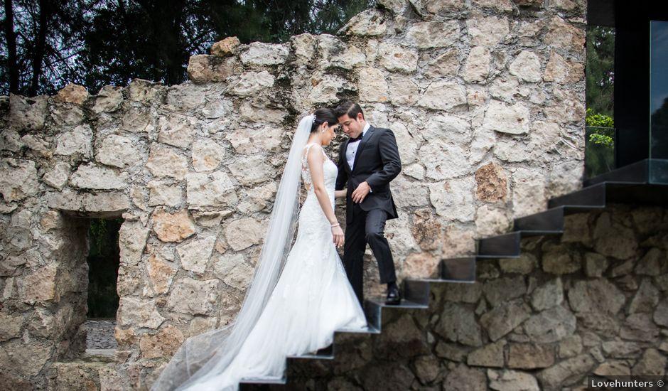 La boda de Eloi y Daniela en Zapopan, Jalisco