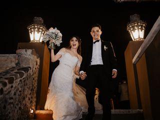 La boda de Paulna y Horacio