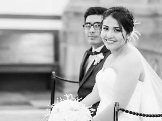La boda de Stephany y Daniel
