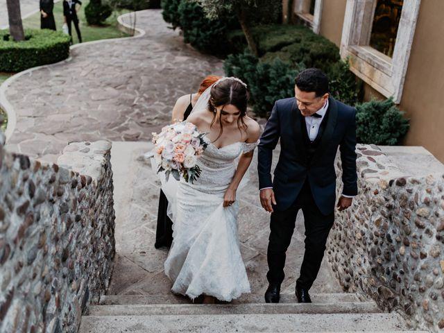 La boda de Horacio y Paulna en Morelia, Michoacán 31