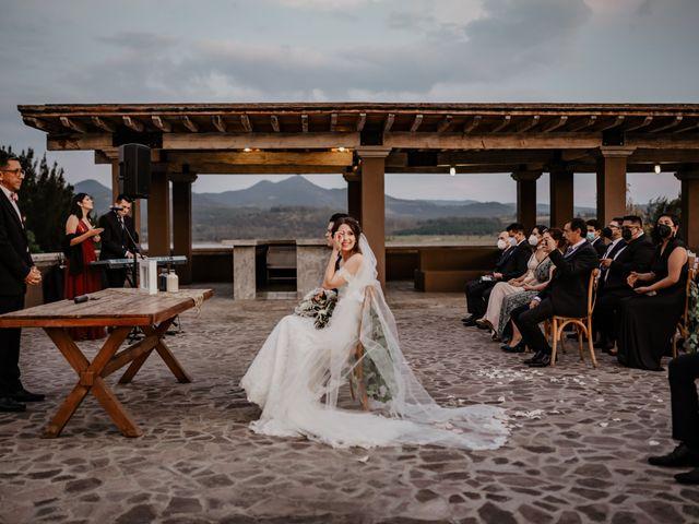La boda de Horacio y Paulna en Morelia, Michoacán 33