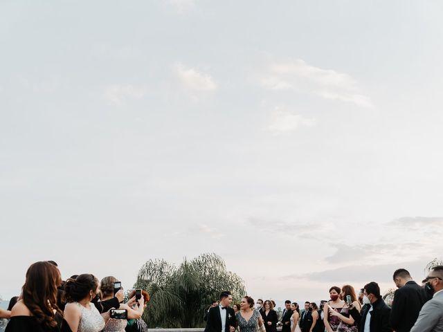 La boda de Horacio y Paulna en Morelia, Michoacán 34