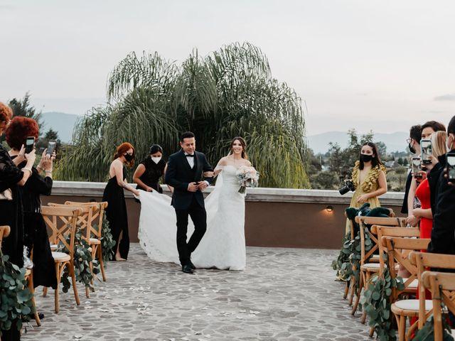 La boda de Horacio y Paulna en Morelia, Michoacán 35