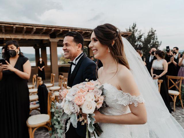 La boda de Horacio y Paulna en Morelia, Michoacán 36
