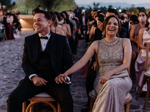 La boda de Horacio y Paulna en Morelia, Michoacán 38