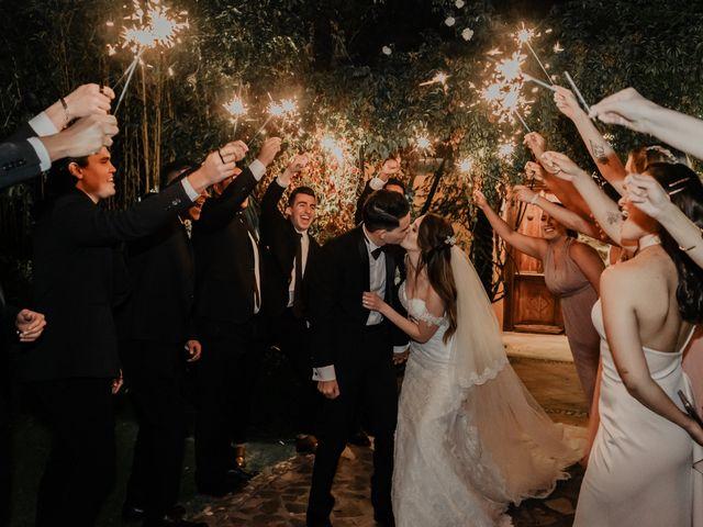 La boda de Horacio y Paulna en Morelia, Michoacán 40