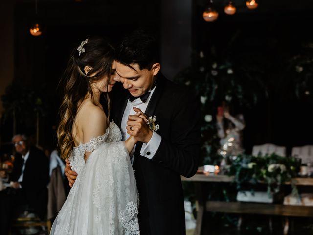 La boda de Horacio y Paulna en Morelia, Michoacán 43