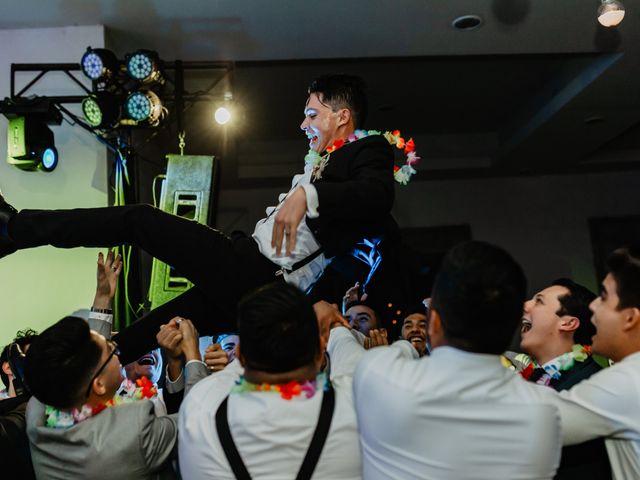 La boda de Horacio y Paulna en Morelia, Michoacán 46