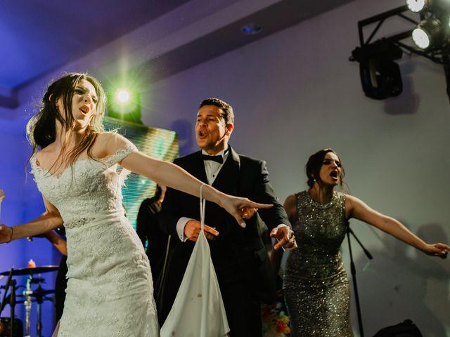 La boda de Horacio y Paulna en Morelia, Michoacán 48