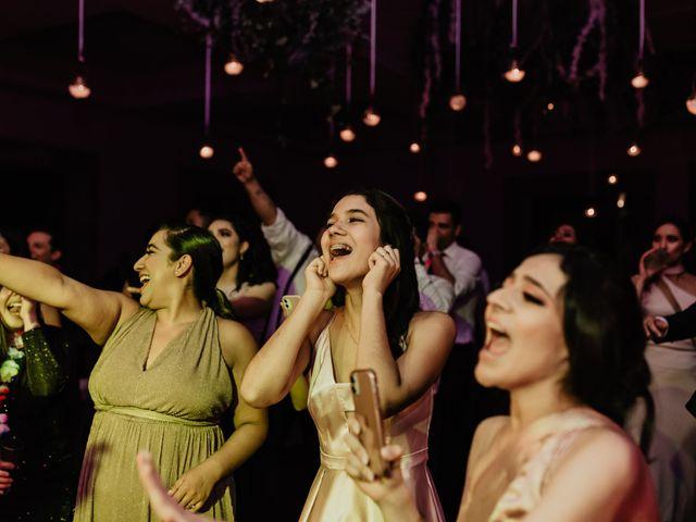 La boda de Horacio y Paulna en Morelia, Michoacán 49