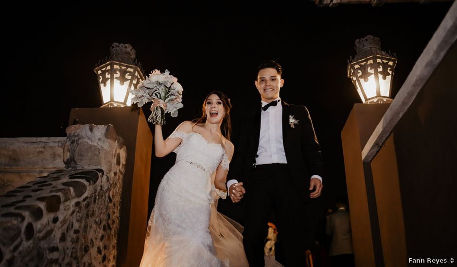 La boda de Horacio y Paulna en Morelia, Michoacán