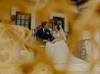 La boda de Anna y Paco