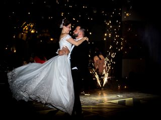 La boda de Suzzet y Carlos